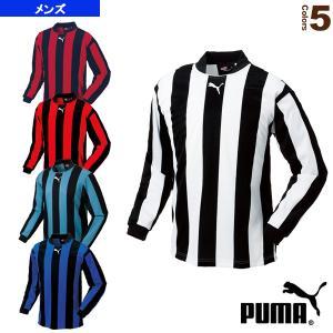 プーマ サッカーウェア(メンズ/ユニ)  ストライプ長袖ゲームシャツ/メンズ(903296)|racket