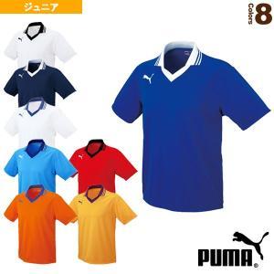 プーマ サッカーウェア(メンズ/ユニ)  襟付ジュニア半袖ゲームシャツ/ジュニア(903301)|racket