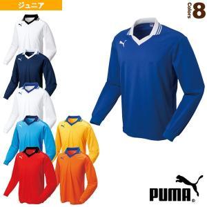 プーマ サッカーウェア(メンズ/ユニ)  襟付ジュニア長袖ゲームシャツ/ジュニア(903302)|racket