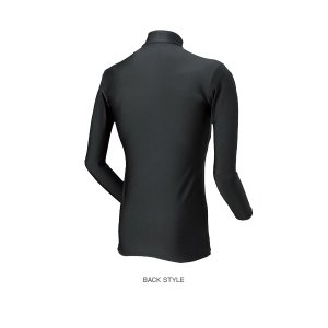 プーマ オールスポーツアンダーウェア  コンプレッション モックネック ロングスリーブシャツ/メンズ(920480) racket 03