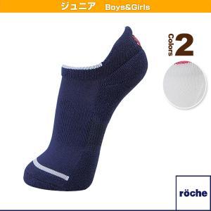ローチェ(roche) テニスジュニアグッズ  アンクルソックス/ジュニア(R7T80Y)