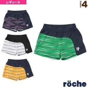 ローチェ(roche) テニス・バドミントンウェア(レディース)  ハーフパンツ/レディース(R8S41H)|racket