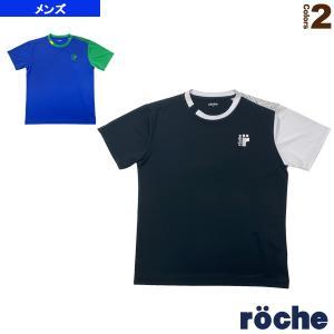 ローチェ(roche) テニス・バドミントンウェア(メンズ/ユニ)  ゲームシャツ/メンズ(RD021) racket