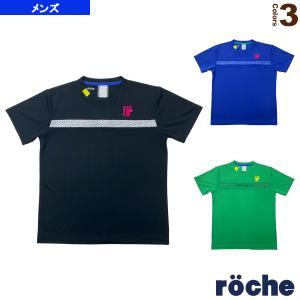 ローチェ(roche) テニス・バドミントンウェア(メンズ/ユニ)  ゲームシャツ/メンズ(RD031) racket