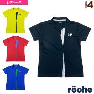 ローチェ(roche) テニス・バドミントンウェア(レディース)  ゲームシャツ/レディース(RD311) racket