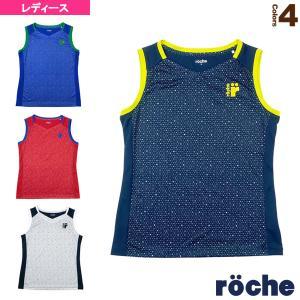ローチェ(roche) テニス・バドミントンウェア(レディース)  ゲームシャツ/レディース(RD321) racket