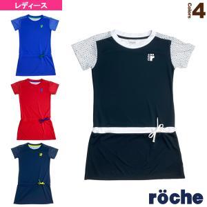 ローチェ(roche) テニス・バドミントンウェア(レディース)  ゲームチュニックシャツ/レディース(RD333) racket
