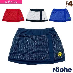 ローチェ(roche) テニス・バドミントンウェア(レディース)  スコート/レディース(RD347) racket