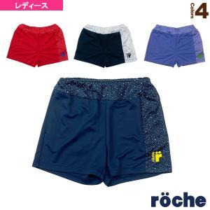 ローチェ(roche) テニス・バドミントンウェア(レディース)  ショートパンツ/レディース(RD366) racket