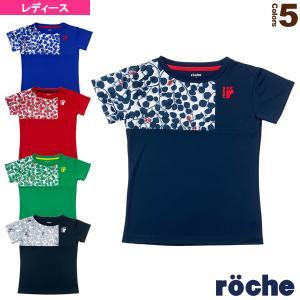 ローチェ(roche) テニス・バドミントンウェア(レディース)  ゲームシャツ/レディース(RD381) racket