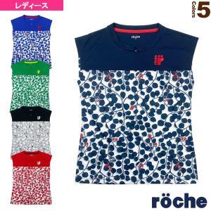 ローチェ(roche) テニス・バドミントンウェア(レディース)  ゲームシャツ/レディース(RD391) racket