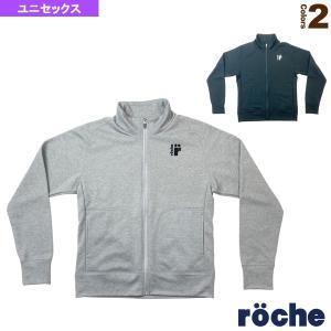 ローチェ(roche) テニス・バドミントンウェア(メンズ/ユニ)  スウェットジャケット/ユニセックス(RFU12) racket