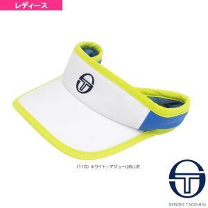 セルジオタッキーニ テニスアクセサリ・小物  PRO VISOR/プロ バイザー/レディース(37309)|racket