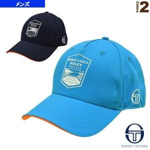 セルジオタッキーニ テニスアクセサリ・小物  ZAUS/MC/MCH CAP/モンテカルロ キャップ/メンズ(37605)|racket