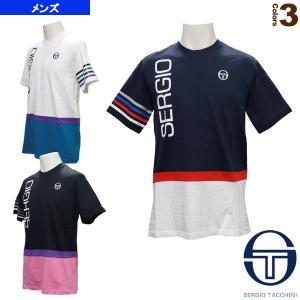 セルジオタッキーニ ウェア(メンズ/ユニ)  EASY LOGO/DENNIS T-SHIRT/Tシャツ/メンズ(SGT-38257)|racket