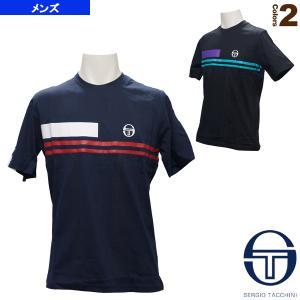 セルジオタッキーニ テニス・バドミントンウェア(メンズ/ユニ)  SEGMENT/DUMAN T-SHIRT/Tシャツ/メンズ(SGT-38292)|racket