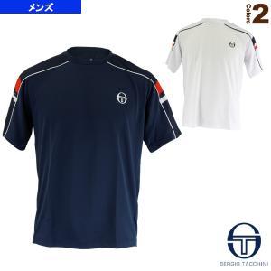 セルジオタッキーニ テニス・バドミントン ウェア(メンズ/ユニ)  ショルダーライン ゲームシャツ/メンズ(SGTA-10001) racket