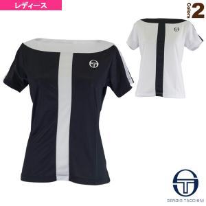 セルジオタッキーニ テニス・バドミントンウェア(レディース)  ミドルライン ゲームシャツ/レディース(SGTA-20001) racket