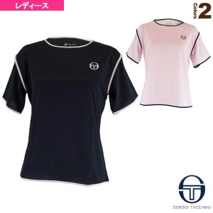 セルジオタッキーニ テニス・バドミントンウェア(レディース)  シックパイプ ゲームシャツ/レディース(SGTA-20003) racket