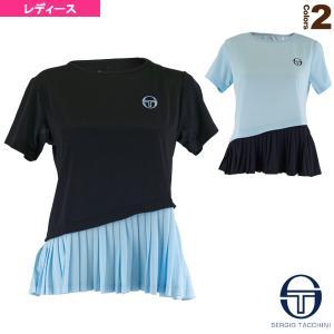 セルジオタッキーニ テニス・バドミントンウェア(レディース)  ボトムプリーツ ゲームシャツ/レディース(SGTA-20005) racket
