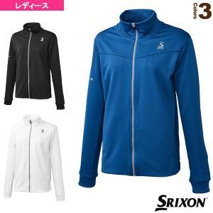 スリクソン テニス・バドミントンウェア(レディース)  ライトジャケット/ツアーライン/レディース(SDF-5020W)|racket