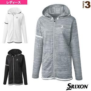 スリクソン テニス・バドミントンウェア(レディース)  メッシュジャケット/ツアーライン/レディース(SDF-5021W)|racket