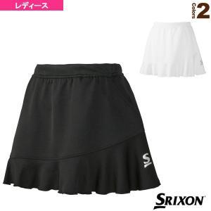 スリクソン テニス・バドミントンウェア(レディース)  スコート/ツアーライン/レディース(SDK-2082W)|racket