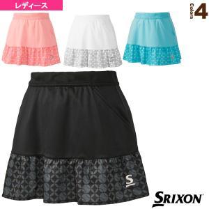 スリクソン テニス・バドミントンウェア(レディース)  スコート/ツアーライン/レディース(SDK-2084W)|racket