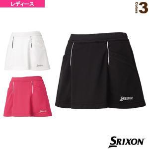 スリクソン テニス・バドミントンウェア(レディース)  スコート/レディース(SDK-2588W)|racket