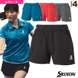 スリクソン テニス・バドミントンウェア(レディース)  ゲームショーツ/ツアーライン/レディース(SDS-2995W)|racket