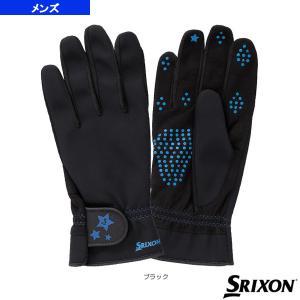 [スリクソン テニスアクセサリ・小物]防寒グローブ/両手セット/メンズ(SGG0450)|racket