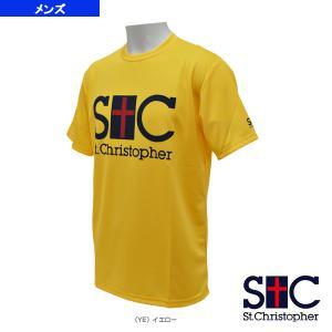 セントクリストファー テニス・バドミントンウェア(メンズ/ユニ)  STC プラクティスTシャツ/メンズ(STC-AGM5051)|racket