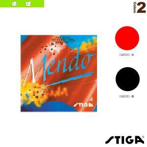[スティガ 卓球ラバー]MENDO/メンド(9804/9805) racket
