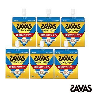 SAVAS オールスポーツサプリメント・ドリンク  プロテインゼリー/180g/ヨーグルト風味/6個...