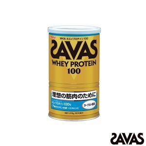 SAVAS オールスポーツサプリメント・ドリンク  ザバス ホエイプロテイン100 18食分/378...