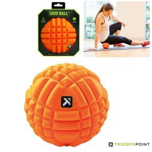 トリガーポイント オールスポーツトレーニング用品  グリッドボール(03332)