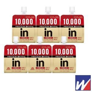inゼリー プロテイン 10000 120g/バナナヨーグルト味/6個(36JMM94500)