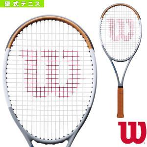 ウィルソン テニスラケット  BLADE 98 16×19 V7.0 RG/ローランギャロスコレクション(WR045411)|racket