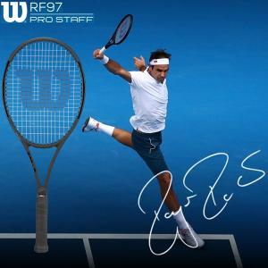 ウィルソン テニスラケット  PRO STAFF RF97 Autograph/プロスタッフ RF97 オートグラフ(WRT73141S)|racket