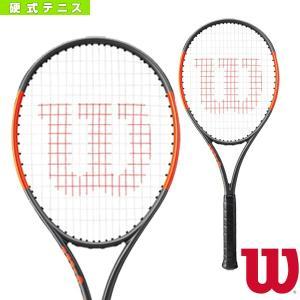 【ポイント10倍】[ウィルソン テニスラケット]BURN 100ULS/バーン 100ULS(WRT734610)|racket