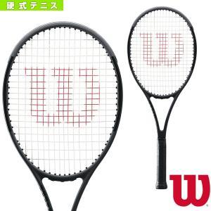 【ポイント10倍】[ウィルソン テニスラケット]PRO STAFF 97 CV/プロスタッフ 97 CV(WRT739120)|racket