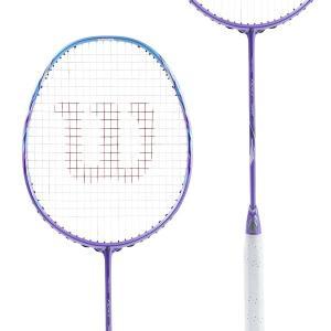 ウィルソン バドミントンラケット FIERCE CX 5600 W-ing/フィアース CX 5600 ウイング(WRT8871202) racket 02