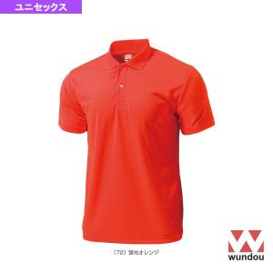 aac6d82fcad91 wundou(ウンドウ) オールスポーツウェア(メンズ/ユニ) ドライライトポロシャツ/