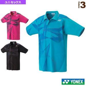 ヨネックス テニス・バドミントンウェア(メンズ/ユニ)  ゲームシャツ/スタンダードサイズ/ユニセッ...