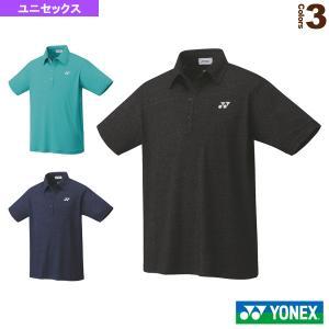 ヨネックス テニス・バドミントン ウェア(メンズ/ユニ)  ゲームシャツ/スタンダードサイズ/ユニセックス(10418) racket