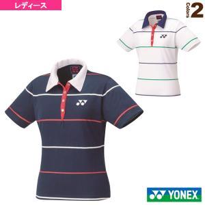 ヨネックス テニス・バドミントン ウェア(レディース)  75THゲームシャツ/スリムタイプ/レディース(20628A) racket