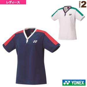 ヨネックス テニス・バドミントン ウェア(レディース)  75THゲームシャツ/スリムタイプ/レディース(20629A) racket