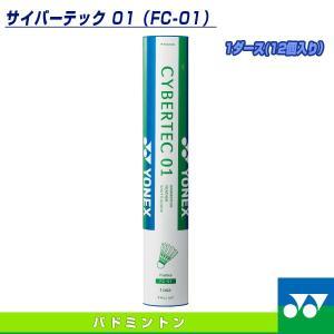 サイバーテック 01/CYBERTEC 01『1本(1ダース・12球入)』(FC-01)