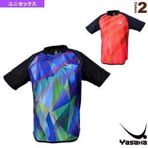 ヤサカ 卓球ウェア(メンズ/ユニ)  シャインストライプユニフォーム/SHINE STRIPE/ユニセックス(Y-239)|racket