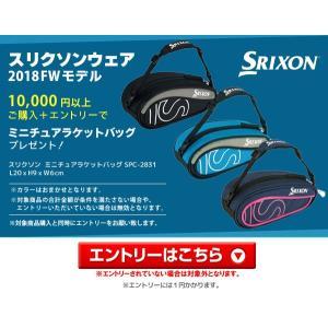スリクソン2018FWウェア「10000円以上ご購入」+エントリーでプレゼントキャンペーンエントリー